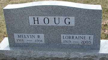 HOUG, MELVIN    R. - Minnehaha County, South Dakota | MELVIN    R. HOUG - South Dakota Gravestone Photos