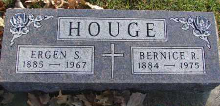 HOUGE, BERNICE  R. - Minnehaha County, South Dakota | BERNICE  R. HOUGE - South Dakota Gravestone Photos