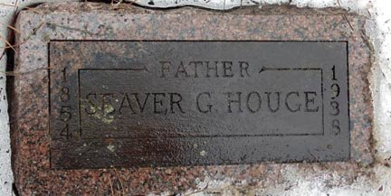 HOUGE, SEAVER G. - Minnehaha County, South Dakota | SEAVER G. HOUGE - South Dakota Gravestone Photos
