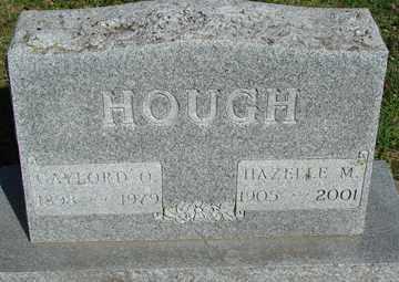 HOUGH, HAZELLE M. - Minnehaha County, South Dakota | HAZELLE M. HOUGH - South Dakota Gravestone Photos