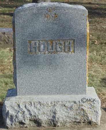 HOUGH, HEADSTONE - Minnehaha County, South Dakota | HEADSTONE HOUGH - South Dakota Gravestone Photos