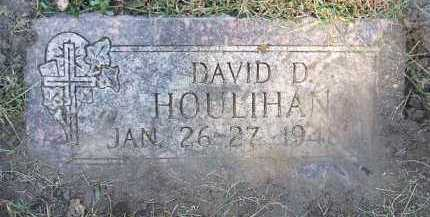 HOULIHAN, DAVID D. - Minnehaha County, South Dakota | DAVID D. HOULIHAN - South Dakota Gravestone Photos