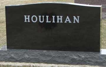 HOULIHAN, FAMILY MARKER - Minnehaha County, South Dakota | FAMILY MARKER HOULIHAN - South Dakota Gravestone Photos