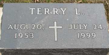 HOULIHAN, TERRY L. - Minnehaha County, South Dakota   TERRY L. HOULIHAN - South Dakota Gravestone Photos