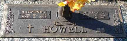 ZIMMEL HOWELL, SHIRLEY GRETCHEN - Minnehaha County, South Dakota | SHIRLEY GRETCHEN ZIMMEL HOWELL - South Dakota Gravestone Photos
