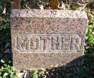 HUNSINGER, MOTHER - Minnehaha County, South Dakota   MOTHER HUNSINGER - South Dakota Gravestone Photos