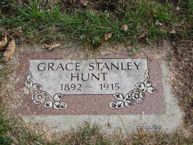HUNT, GRACE - Minnehaha County, South Dakota | GRACE HUNT - South Dakota Gravestone Photos