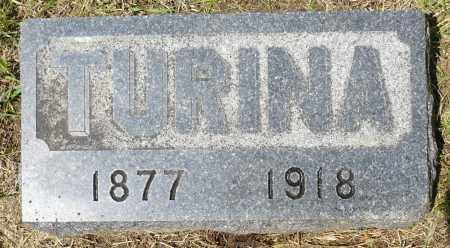 HUSE, TURINA - Minnehaha County, South Dakota | TURINA HUSE - South Dakota Gravestone Photos