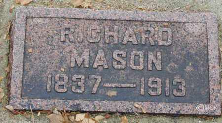 JACKSON, RICHARD MASON - Minnehaha County, South Dakota | RICHARD MASON JACKSON - South Dakota Gravestone Photos