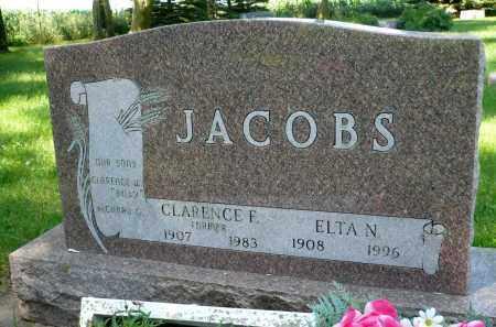 JACOBS, ELTA N. - Minnehaha County, South Dakota | ELTA N. JACOBS - South Dakota Gravestone Photos