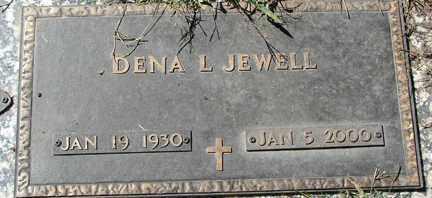 JEWELL, DENA L. - Minnehaha County, South Dakota | DENA L. JEWELL - South Dakota Gravestone Photos