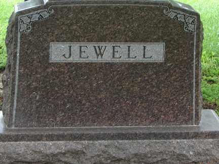 JEWELL, FAMILY MARKER - Minnehaha County, South Dakota | FAMILY MARKER JEWELL - South Dakota Gravestone Photos