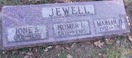 JEWELL, MARLIN H. - Minnehaha County, South Dakota | MARLIN H. JEWELL - South Dakota Gravestone Photos