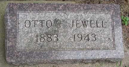JEWELL, OTTO F. - Minnehaha County, South Dakota | OTTO F. JEWELL - South Dakota Gravestone Photos