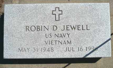 JEWELL, ROBIN D. (VIETNAM) - Minnehaha County, South Dakota | ROBIN D. (VIETNAM) JEWELL - South Dakota Gravestone Photos