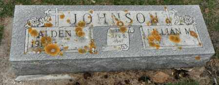 JOHNSON, LILLIAN M. - Minnehaha County, South Dakota   LILLIAN M. JOHNSON - South Dakota Gravestone Photos