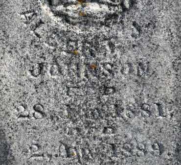 JOHNSON, ALBERT J. - Minnehaha County, South Dakota   ALBERT J. JOHNSON - South Dakota Gravestone Photos