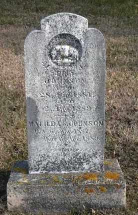 JOHNSON, ALBERT J. - Minnehaha County, South Dakota | ALBERT J. JOHNSON - South Dakota Gravestone Photos