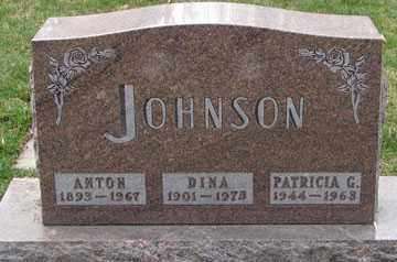 JOHNSON, ANTON - Minnehaha County, South Dakota | ANTON JOHNSON - South Dakota Gravestone Photos