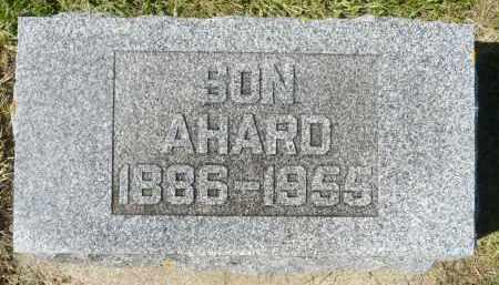 JOHNSON, AHARD - Minnehaha County, South Dakota | AHARD JOHNSON - South Dakota Gravestone Photos