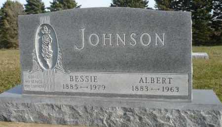 JOHNSON JOHNSON, BESSIE PAULINE - Minnehaha County, South Dakota | BESSIE PAULINE JOHNSON JOHNSON - South Dakota Gravestone Photos