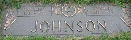 JOHNSON, CHARLES - Minnehaha County, South Dakota | CHARLES JOHNSON - South Dakota Gravestone Photos