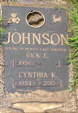 JOHNSON, CYNTHIA KAY - Minnehaha County, South Dakota | CYNTHIA KAY JOHNSON - South Dakota Gravestone Photos