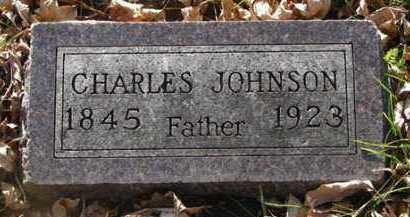 JOHNSON, CHARLES - Minnehaha County, South Dakota | CHARLES JOHNSON - South Dakota Gravestone Photos