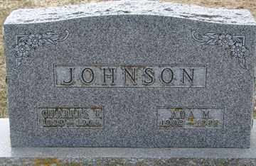JOHNSON, ADA   M. - Minnehaha County, South Dakota | ADA   M. JOHNSON - South Dakota Gravestone Photos