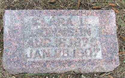JOHNSON, CLARA L. - Minnehaha County, South Dakota   CLARA L. JOHNSON - South Dakota Gravestone Photos