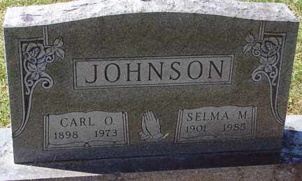 JOHNSON, SELMA M. - Minnehaha County, South Dakota | SELMA M. JOHNSON - South Dakota Gravestone Photos