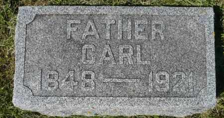 JOHNSON, CARL - Minnehaha County, South Dakota | CARL JOHNSON - South Dakota Gravestone Photos