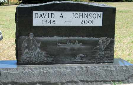 JOHNSON, DAVID ALAN - Minnehaha County, South Dakota | DAVID ALAN JOHNSON - South Dakota Gravestone Photos