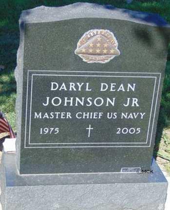 JOHNSON, DARYL DEAN, JR. - Minnehaha County, South Dakota   DARYL DEAN, JR. JOHNSON - South Dakota Gravestone Photos