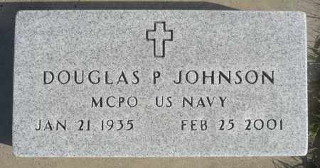 JOHNSON, DOUGLAS P. - Minnehaha County, South Dakota | DOUGLAS P. JOHNSON - South Dakota Gravestone Photos