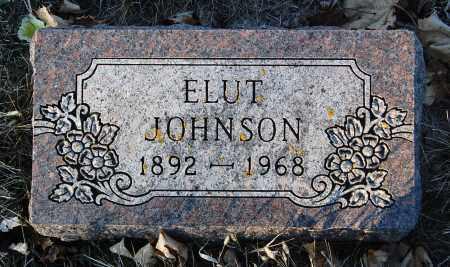 JOHNSON, ELUT - Minnehaha County, South Dakota   ELUT JOHNSON - South Dakota Gravestone Photos