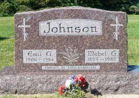 JOHNSON, MABEL G. - Minnehaha County, South Dakota | MABEL G. JOHNSON - South Dakota Gravestone Photos