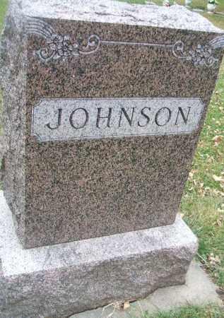 JOHNSON, FAMILY STONE - Minnehaha County, South Dakota | FAMILY STONE JOHNSON - South Dakota Gravestone Photos