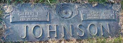 JOHNSON, ISMAY HOPE - Minnehaha County, South Dakota | ISMAY HOPE JOHNSON - South Dakota Gravestone Photos