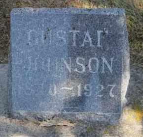 JOHNSON, GUSTAF - Minnehaha County, South Dakota | GUSTAF JOHNSON - South Dakota Gravestone Photos