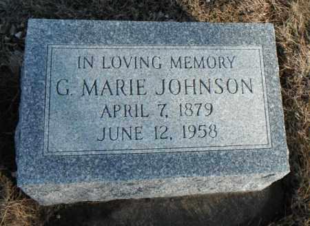 JOHNSON, GINA MARIE - Minnehaha County, South Dakota | GINA MARIE JOHNSON - South Dakota Gravestone Photos