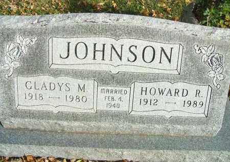 JOHNSON, GLADYS M. - Minnehaha County, South Dakota | GLADYS M. JOHNSON - South Dakota Gravestone Photos