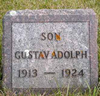JOHNSON, GUSTAV ADOLPH - Minnehaha County, South Dakota   GUSTAV ADOLPH JOHNSON - South Dakota Gravestone Photos