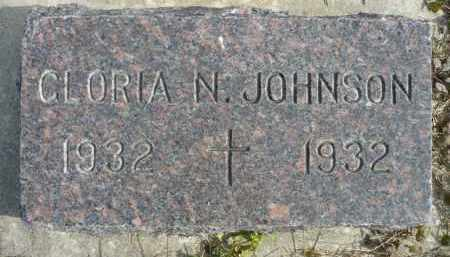 JOHNSON, GLORIA N. - Minnehaha County, South Dakota | GLORIA N. JOHNSON - South Dakota Gravestone Photos