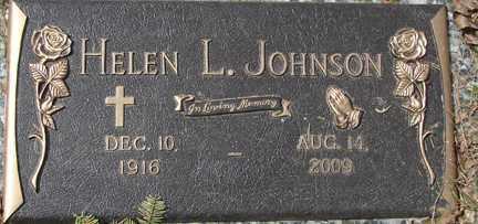 JOHNSON, HELEN LUCILLE - Minnehaha County, South Dakota | HELEN LUCILLE JOHNSON - South Dakota Gravestone Photos