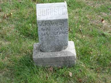 JOHNSON, JOHN S. - Minnehaha County, South Dakota | JOHN S. JOHNSON - South Dakota Gravestone Photos