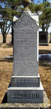 JOHNSON, ALBERT MAGNUS - Minnehaha County, South Dakota   ALBERT MAGNUS JOHNSON - South Dakota Gravestone Photos