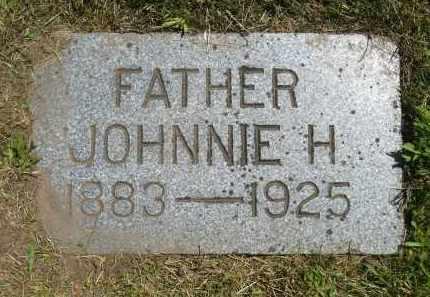 JOHNSON, JOHNNIE H. - Minnehaha County, South Dakota | JOHNNIE H. JOHNSON - South Dakota Gravestone Photos