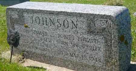 JOHNSON, JOHN STANLEY - Minnehaha County, South Dakota | JOHN STANLEY JOHNSON - South Dakota Gravestone Photos