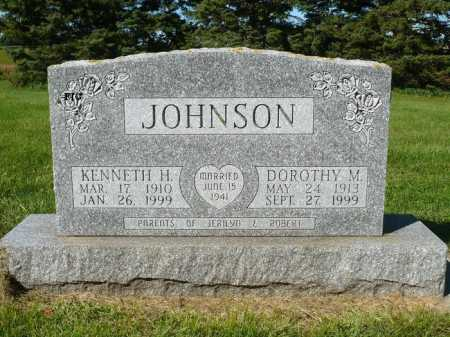 JOHNSON, DOROTHY M. - Minnehaha County, South Dakota | DOROTHY M. JOHNSON - South Dakota Gravestone Photos